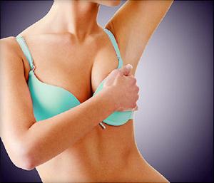 Уменьшение груди, редукционная маммопластика